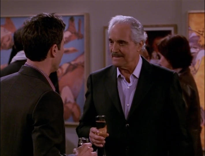 Hal Linden as Alan Mills