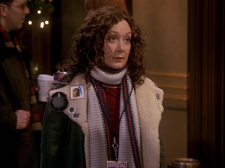 Sara Gilbert as Cheryl