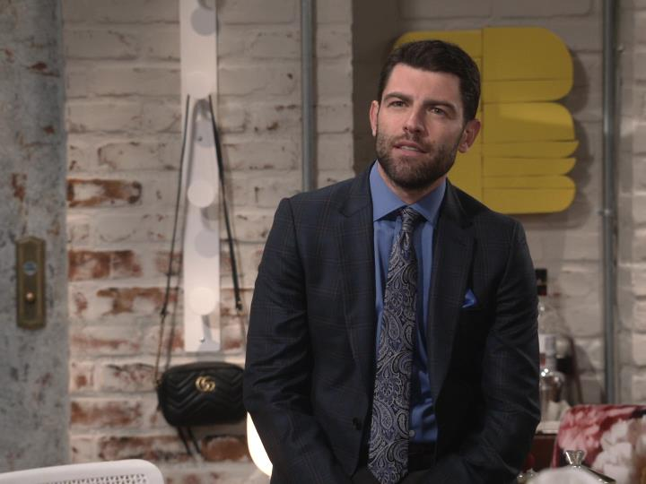 Max Greenfield as Eli Wolff