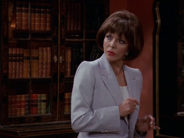 Joan Collins as Helena Barnes