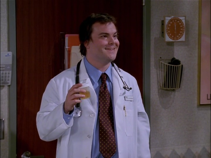 Jack Black as Dr. Isaac Hershberg