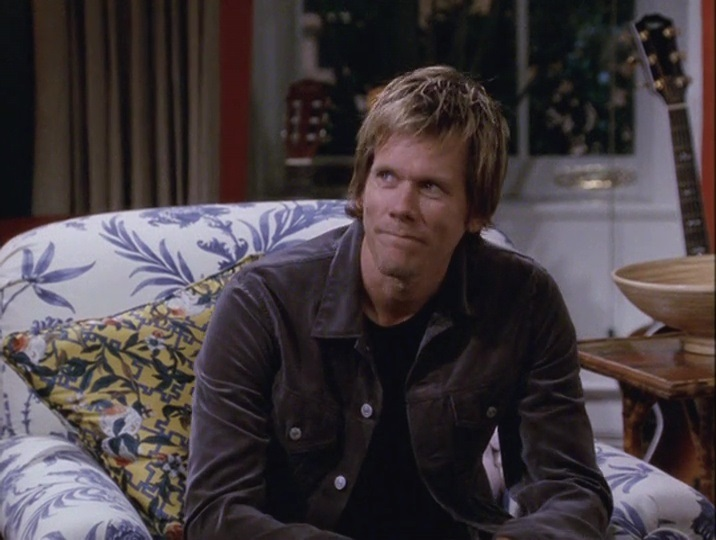 Kevin Bacon as Kevin Bacon