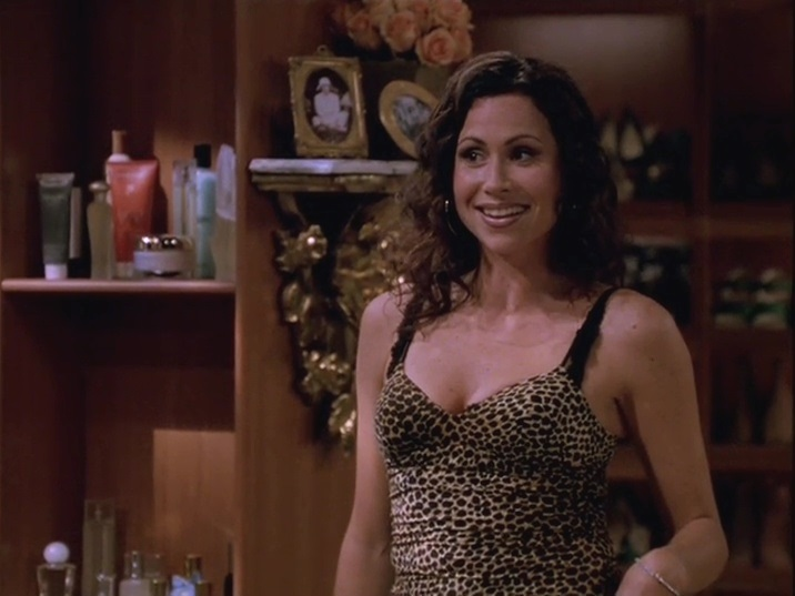 Minnie Driver as Lorraine Finster