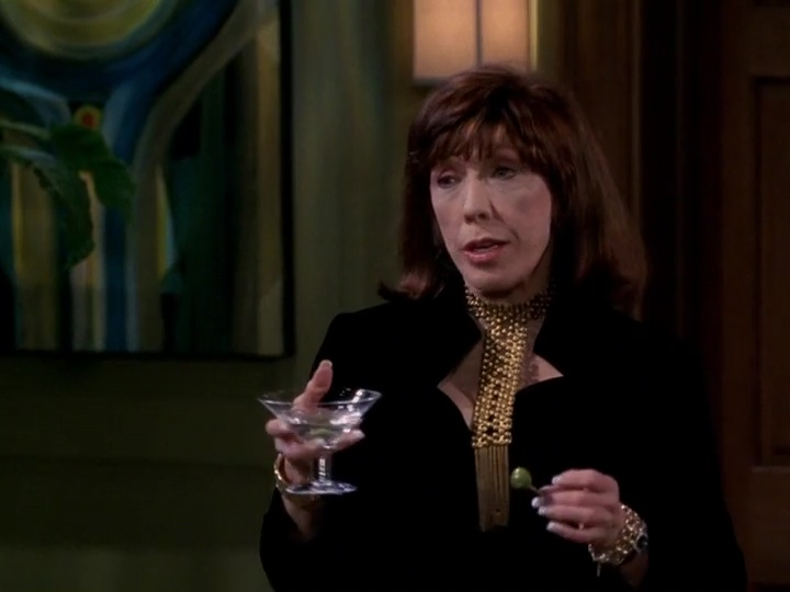 Lily Tomlin as Margot