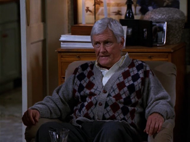 Orson Bean as Joseph Dudley