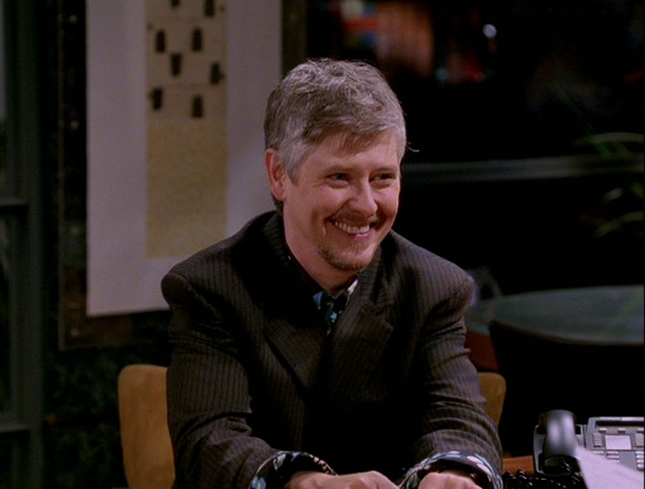 Dave Foley as Stuart Lamarack